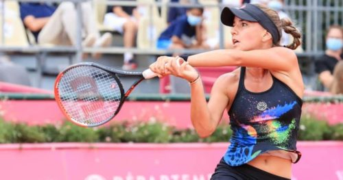 Ponturi Irina Maria Bara-Elisabetta Cocciaretto tenis 16-aprilie-2021 Fed Cup