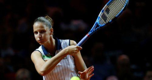 Ponturi Tamara Korpatsch-Karolina Pliskova tenis 21-aprilie-2021 WTA Stuttgart