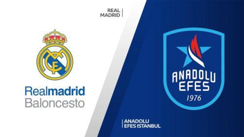 Ponturi baschet Real Madrid-Anadolu Efes 29-aprilie-2021 Euroliga