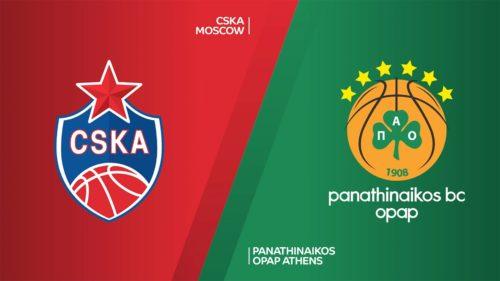 Ponturi baschet TSKA Moscova-Panathinaikos 14-aprilie-2021 Euroliga