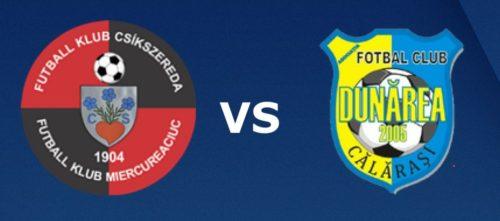 Ponturi Csikszereda Miercurea Ciuc vs Dunarea Calarasi fotbal 19 aprilie 2021 Liga 2