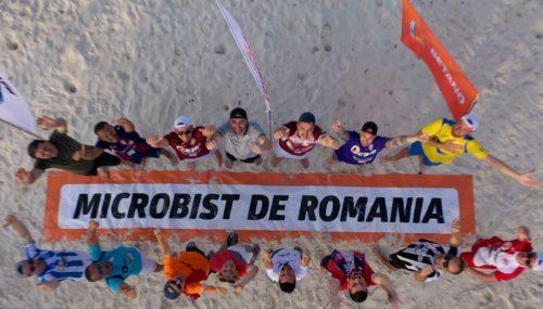 Începe Microbist de România, primul show cu suporteri, pentru suporteri!