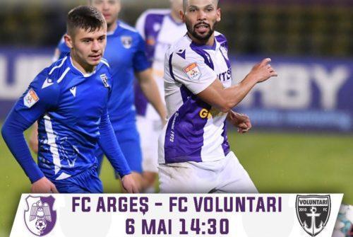 Ponturi Arges-Voluntari 06-mai-2021 Liga 1