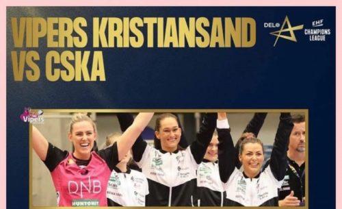 Ponturi handbal Kristiansand-CSKA Moscova 29-mai-2021 Liga Campionilor