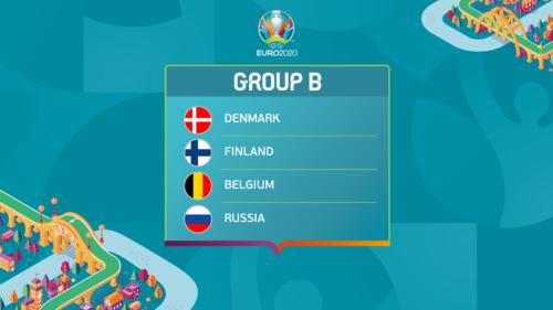 Euro 2020! Belgia, Danemarca, Finlanda si Rusia, in lupta pentru calificarea in faza saisprezecimilor de finala!