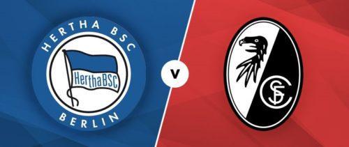 Ponturi Hertha-Freiburg 06-mai-2021 Bundesliga