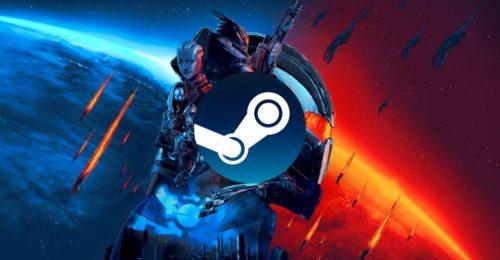 Mass Effect Legendary Edition a atins un nou record pe Steam!