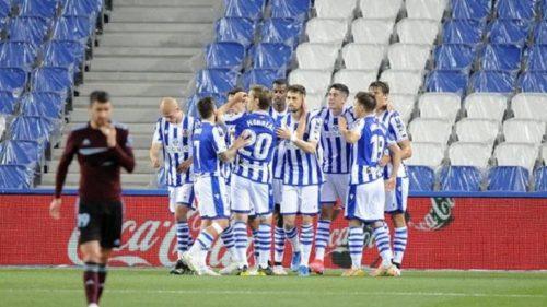 Ponturi Huesca vs Real Sociedad fotbal 1 mai 2021 LaLiga