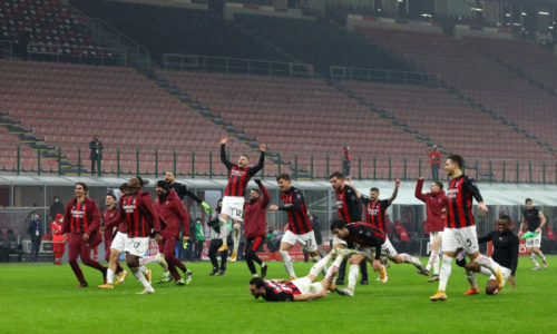 Ponturi AC Milan vs Benevento fotbal 1 mai 2021 Serie A
