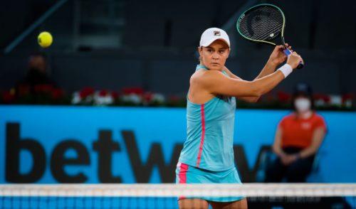 Ponturi Ashleigh Barty-Paula Badosa Gibert tenis 06-mai-2021 WTA Madrid
