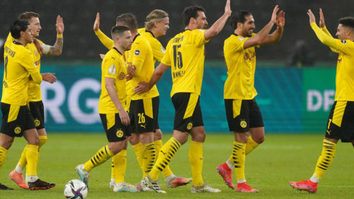 Ponturi Dortmund vs Leverkusen fotbal 22 mai 2021 Bundesliga