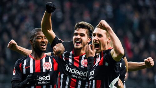 Ponturi Eintracht Frankfurt-1. FSV Mainz 05 fotbal 09-mai-2021 Bundesliga