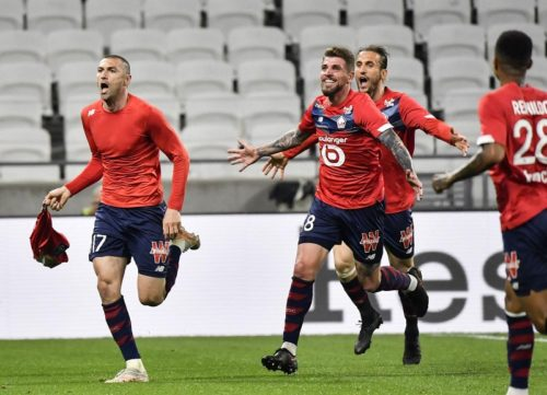 Ponturi Lille vs Nice fotbal 1 mai 2021 Ligue 1