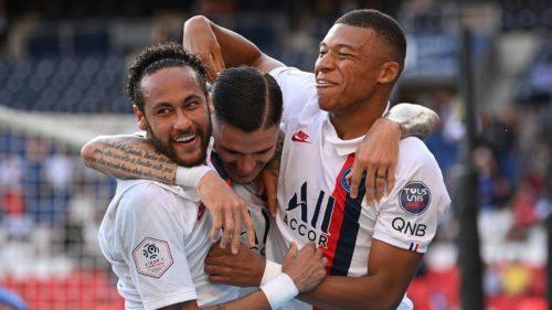Ponturi Stade Brestois 29-Paris Saint-Germain FC fotbal 23-mai-2021 Ligue 1