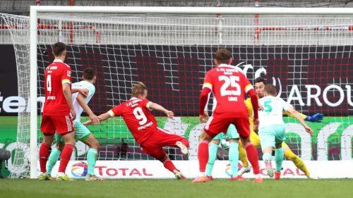 Ponturi Wolfsburg vs Union Berlin fotbal 8 mai 2021 Bundesliga