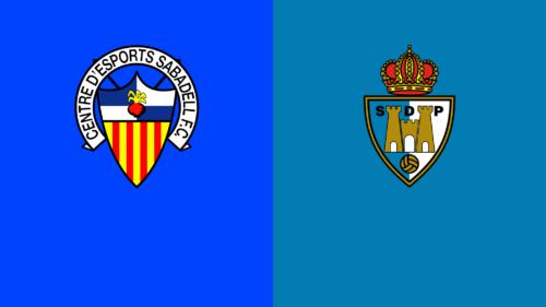 Ponturi Sabadell-Ponferradina 24-mai-2021 La Liga 2
