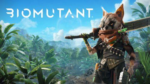 A fost lansat trailer-ul noului titlu Biomutant