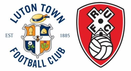 Ponturi Luton vs Rotherham fotbal 4 mai 2021 Championship