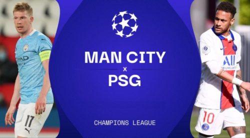 Ponturi Manchester City vs PSG fotbal 4 mai 2021 Liga Campionilor