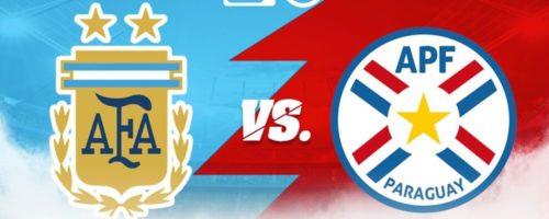 Ponturi Argentina vs Paraguay fotbal 22 iunie 2021 Copa America