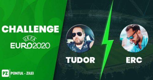 Challenge EURO2020 Tudor vs ERC - Duminica 11 Iulie 2021