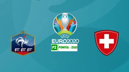 Ponturi Franta vs Elvetia fotbal 28 iunie 2021 Euro 2020