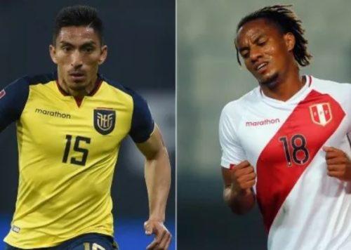 Ponturi Ecuador-Peru 09-iunie-2021 Campionatul Mondial Calificari