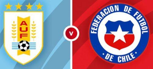 Ponturi Uruguay vs Chile fotbal 22 iunie 2021 Copa America