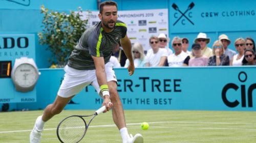 Ponturi Alex De Minaur-Marin Cilic tenis 18-iunie-2021 ATP Londra