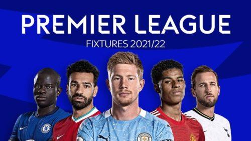 Program complet Premier League 2021/22