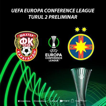Ponturi Sahtior Karagandy vs FCSB fotbal 29 iulie 2021 Conference League