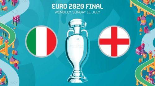 Ponturi Italia vs Anglia fotbal 11 iulie 2021 Euro 2020