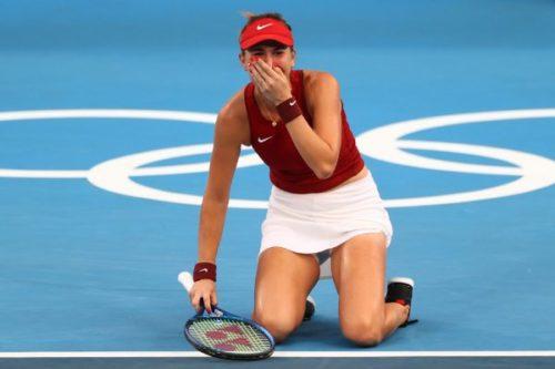 Ponturi Belinda Bencic-Marketa Vondrousova tenis 31-iulie-2021 Jocurile Olimpice