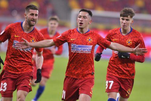 Ponturi FC UTA Arad-FCSB fotbal 01-august-2021 Liga 1