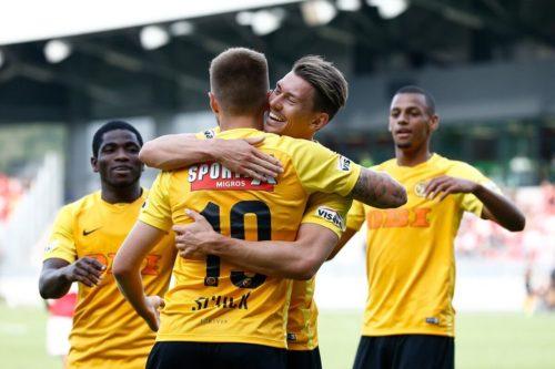 Ponturi Young Boys vs Slovan Bratislava fotbal 28 iulie 2021 Liga Campionilor