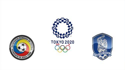 Ponturi Romania vs Coreea de Sud fotbal 25 iulie 2021 Jocurile Olimpice