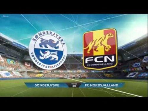 Ponturi Sonderjyske vs Nordsjaelland fotbal 2 august 2021 Superliga