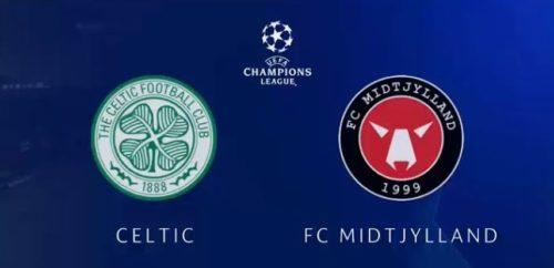 Ponturi Celtic vs Midtjylland fotbal 20 iulie 2021 Liga Campionilor