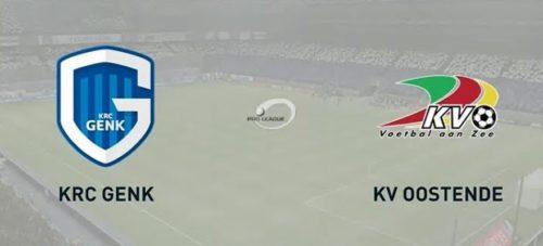 Ponturi Genk vs Oostende fotbal 30 iulie 2021 Jupiler League