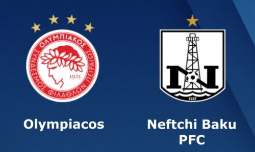 Ponturi Olympiacos vs Neftci Baku fotbal 21 iulie 2021 Liga Campionilor
