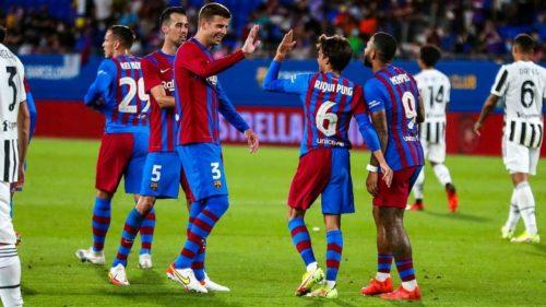 Ponturi Barcelona vs Real Sociedad fotbal 15 august 2021 LaLiga