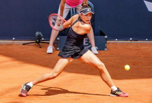 Ponturi Elena Gabriela Ruse-Lesia Tsurenko tenis 02-august-2021 WTA Cluj-Napoca