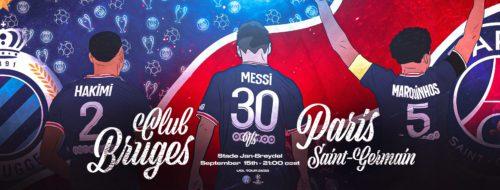 Ponturi Club Brugge-PSG 15-septembrie-2021 Champions League