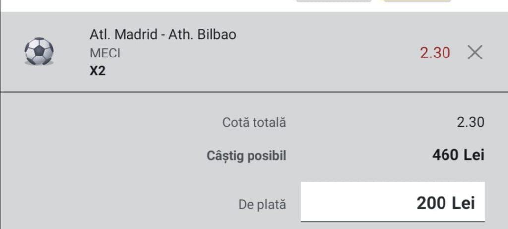 Cota zilei fotbal Alyn – Sambata 18 Septembrie 2021 – Cota 2.30 – Castig potential 460 RON