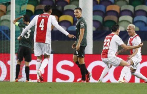 Ponturi Ajax vs Besiktas fotbal 28 septembrie 2021 Liga Campionilor