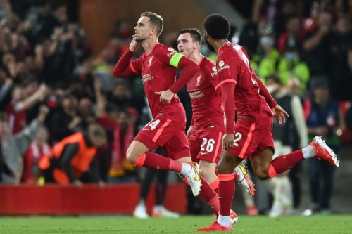 Ponturi Liverpool vs Crystal Palace fotbal 18 septembrie 2021 Premier League