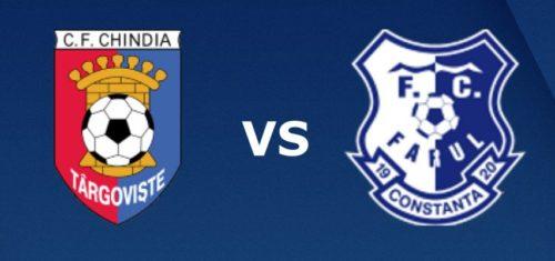 Ponturi Chindia vs Farul fotbal 18 septembrie 2021 Liga 1