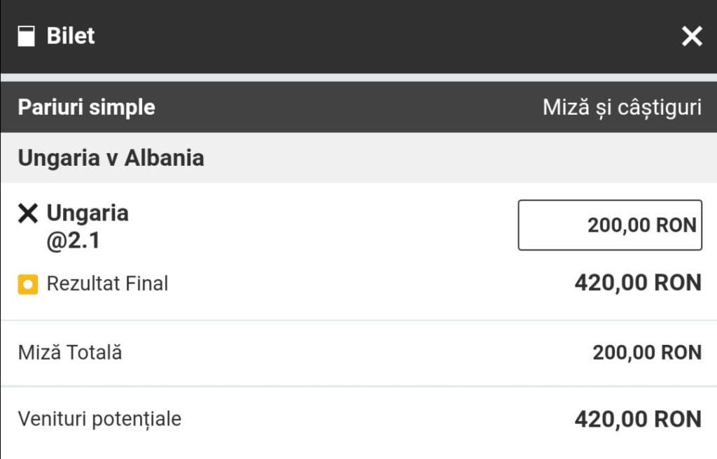 Cota zilei fotbal Alyn – Sambata 09 Octombrie 2021 – Cota 2.10 – Castig potential 420 RON