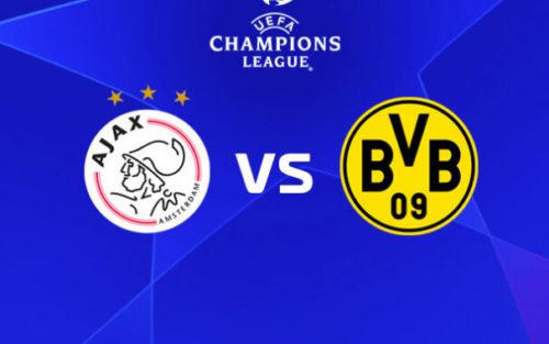 Ponturi Ajax-Dortmund 19-octombrie-2021 Champions League