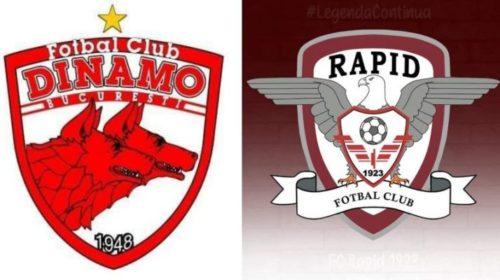 Ponturi Dinamo vs Rapid fotbal 23 octombrie 2021 Liga 1